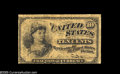 Fractional Currency:Error Notes, Fr. 1257 Milton 4E10FR.1 10¢ Fourth Issue Very Good. This note isthe very piece that caused Fr. 1263 to be listed in the ea...
