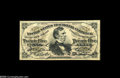 """Fractional Currency:Courtesy Autographs , Fr. 1291 Milton 3R25.1e 25¢ Third Issue Justice Courtesy Autograph Choice About New. The bold courtesy autograph, """"Lee McClu..."""