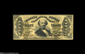 Fractional Currency:Courtesy Autographs , Fr. 1330aSP Milton 3S50F.5b 50¢ Third Issue Spinner Narrow Margin Face Courtesy Autograph About New. This Jeffries-Spinner h...