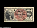Fractional Currency:Courtesy Autographs , Fr. 1301 Milton 4R25.1d 25¢ Fourth Issue Courtesy Autograph Gem New. An absolutely magnificent note to begin with, with grea...