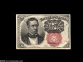 Fractional Currency:Courtesy Autographs , Fr. 1266 Milton 5R10.2n 10¢ Fifth Issue Courtesy Autograph Choice New. Carmi Thompson has autographed this Meridith 10¢ note...