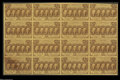 Fractional Currency:First Issue, Fr. 1281 Milton 1R25.4d 25¢ First Issue Full Sheet of SixteenChoice About New. There is a fold vertically down the middle b...