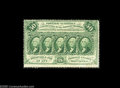 Fractional Currency:First Issue, Fr. 1311 Milton 1R50.2 50¢ First Issue Very Choice New. An extremely well-perforated example of this very scarce number. The...