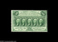Fractional Currency:First Issue, Fr. 1311 Milton 1R50.2a 50¢ First Issue Very Choice New. Excellent original paper surfaces and full, deep perforations all t...