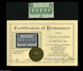Fractional Currency:First Issue, Fr. 1313 Milton 1R50.1a 50¢ First Issue Very Choice New. From our 1995 sale (Lot 82) of the Gengerke Collection, where it wa...