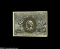 """Fractional Currency:Second Issue, Fr. 1284 Milton 2R25.2g 25¢ Second Issue About New. The """"63"""" only variety, and clearly an unaltered genuine example...."""