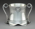 Silver & Vertu:Hollowware, A Russian Silver Loving Cup with Original Fitted Case, 1st Silver and Gilding Artel, St. Petersburg, 1909-1913, retailed by ...
