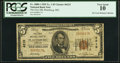 National Bank Notes, Plattsburg, MO - $5 1929 Ty. 1 The First NB Ch. # 4215. ...