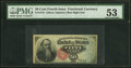 Fractional Currency:Fourth Issue, Fr. 1376 50¢ Fourth Issue Stanton PMG About Uncirculated 53.. ...
