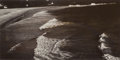 Photographs, Max Yavno (American, 1911-1985). Breakwater in San Pedro (Gateway to Hawaii), circa 1945-49. Gelatin silver. 2-7/8 x 5-3...