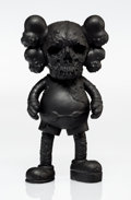 Fine Art - Sculpture, American:Contemporary (1950 to present), KAWS X Pushead. Companion (Black), 2005. Cast vinyl. 10-1/2x 5-1/2 x 3-1/2 inches (26.7 x 14 x 8.9 cm). Edition of 500...