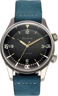 Timepieces:Wristwatch, Bulova Super Compressor Automatic 666 Ft. Diver, Stainless Steel, Circa 1962. ...