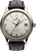 Timepieces:Wristwatch, Jaeger LeCoultre, Ref: 140.840.892B, Master Control, Circa 2000....