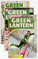 Green Lantern Group of 11 (DC, 1960-64) Condition: Average GD.... (Total: 11 Comic Books)