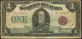 Canadian Currency, DC-25e $1 1923. ...