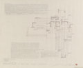 Other, Frank Lloyd Wright (American, 1867-1959). Seven Plans and Renderings for the Usonian House for Frank G. Wheeler, Hinsdale,... (Total: 7 Items)