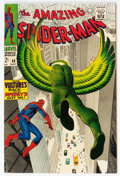 Silver Age (1956-1969):Superhero, The Amazing Spider-Man #48 (Marvel, 1967) Condition: NM-....