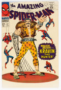 Silver Age (1956-1969):Superhero, The Amazing Spider-Man #47 (Marvel, 1967) Condition: NM-....
