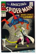 Silver Age (1956-1969):Superhero, The Amazing Spider-Man #44 (Marvel, 1967) Condition: NM-....