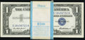 Small Size:Silver Certificates, Fr. 1619 $1 1957 Silver Certificates. Seventy-five Consecutive Examples. Choice Crisp Uncirculated or Better.. ... (Total: 75 notes)