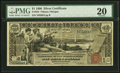 Large Size:Silver Certificates, Fr. 224 $1 1896 Silver Certificate PMG Very Fine 20.. ...