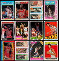 Basketball Cards:Lots, 1971-89 Basketball Collection (400+) With Stars & HoFers....