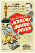 "Movie Posters:Animation, Walt Disney's Academy Award Revue (United Artists, 1937). One Sheet (27"" X 41"").. ..."