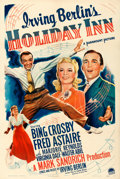 "Movie Posters:Musical, Holiday Inn (Paramount, 1942). One Sheet (27.5"" X 41"").. ..."