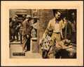 """Movie Posters:Comedy, From Hand to Mouth (Pathé, 1919). Lobby Card (11"""" X 14"""").. ..."""