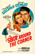 "Movie Posters:Comedy, The Shop Around the Corner (MGM, 1940). One Sheet (27"" X 41"") StyleC, William Galbraith Crawford Artwork.. ..."