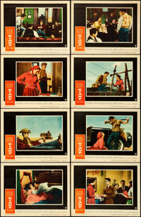 "Giant (Warner Brothers, 1956). Lobby Card Set of 8 (11"" X 14""). ... (Total: 8 Items)"