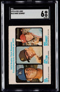 Baseball Cards:Singles (1970-Now), 1973 O-Pee-Chee Mike Schmidt - Rookie 3rd Basemen #615 SGC EX/NM6....