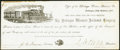 Obsoletes By State:Iowa, Dubuque, IA- Dubuque Western Railroad Co. $10 Post Note Oct. 20,1857. ...
