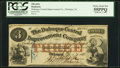 Obsoletes By State:Iowa, Dubuque, IA- Dubuque Central Improvement Co. $3 Feb. 1, 1858. ...