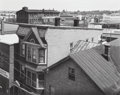 Photographs, George A. Tice (American, b. 1938). Rooftops, Paterson, New Jersey, 1969. Gelatin silver, 1976. 7-5/8 x 9-1/2 inches...