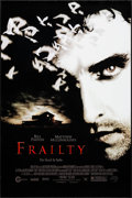 """Movie Posters:Crime, Frailty & Others Lot (Lions Gate, 2002). Rolled, Very Fine+. One Sheets (8) (27"""" X 40"""" & 27"""" X 41"""") DS. Crime.. ... (Total: 8 Items)"""