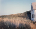 Photographs:Chromogenic, Joel Meyerowitz (American, b. 1938). House in the Dune Grass,Ballston Beach, Truro, Massachusetts, 1987. Dye coupler, 1...