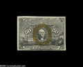 Fractional Currency:Second Issue, Fr. 1317 Milton 2R50.3b 50¢ Second Issue Choice New. The margins are irregular but well clear of the frame line at all point...