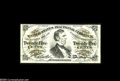 """Fractional Currency:Third Issue, Fr. 1297 25c Third Issue Inverted """"M"""" About New. We sold this note once before in our January 2002 Sale, where it was descri..."""