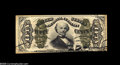 Fractional Currency:Error Notes, Fr. 1328? (29?) Milton 3R50.14d 50¢ Third Issue Spinner Choice New.Signed by Spinner only. A very rare error that Tom acqui...