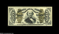 Fractional Currency:Third Issue, Fr. 1331 Milton 3R50.19d 50¢ Third Issue Spinner Gem New. Broad, even margins and deep, original embossing highlight this ba...