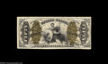 """Fractional Currency:Third Issue, Fr. 1344 Milton 3R50.3a 50¢ Third Issue Justice Superb Gem New.Three of the four margins on this gorgeous """"1"""" and """"a"""" Red B..."""
