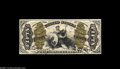 Fractional Currency:Third Issue, Fr. 1345 Milton 3R50.3b 50¢ Third Issue Justice Gem New. A gorgeous example of this tough number, with margin all the way ar...