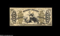Fractional Currency:Third Issue, Fr. 1351 Milton 3R50.8 50¢ Third Issue Justice Choice New. Thisstunning Fr. 1351 was from our January 1997 sale of the Milt...