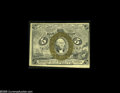 Fractional Currency:Inverts, Fr. 1232 Milton 2R5.1h 5¢ Second Issue Inverted Back EngravingExtremely Fine. Much more rare invert than this same number w...