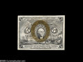 Fractional Currency:Inverts, Fr. 1233 Milton 2R5.2i 5¢ Second Issue Inverted Back Engraving GemNew. A stunningly beautiful Fractional Invert, and an ext...