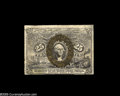 Fractional Currency:Inverts, Fr. 1290 Milton 2R25.9c 25¢ Second Issue Inverted Back SurchargeVery Fine. The grade when this piece was in our Friedberg S...