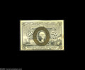 Fractional Currency:Inverts, Fr. 1322 Milton 2R50.9b 50¢ Second Issue Entire Back Inverted About New. Unique to our best knowledge. One must always be a ...
