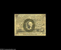 Fractional Currency:Inverts, Fr. 1322 Milton 2R50.9a 50¢ Second Issue Inverted Back EngravingFine. Unique to our best knowledge, and rather attractive i...