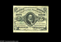 Fractional Currency:Inverts, Fr. 1239 Milton 3R5.2i 5¢ Third Issue Inverted Back Extremely Fine.There is a partial plate number at the upper right corne...
